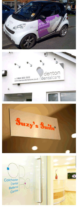 Signage Examples